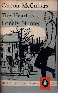 """The heart is a lonely hunter"" - Carson McCullers"