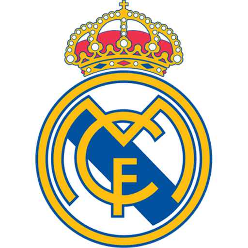 Real Madrid Logo 2020-2021 For Dream League Soccer 2020
