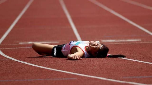 Nasib Sedih Insan, Atlet Lari yang Jatuh dan Patah Leher di GBK