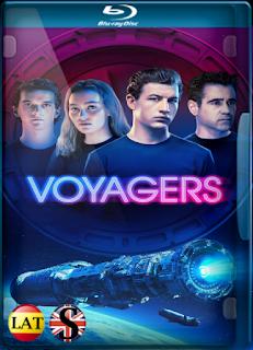 Voyagers (2021) REMUX 1080P LATINO/INGLES