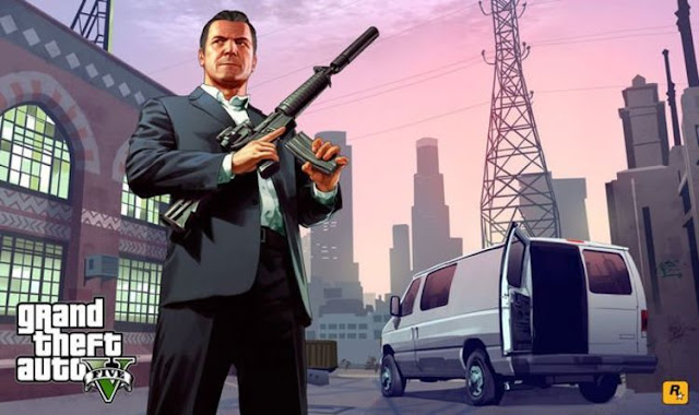 GTA 5 For PS5