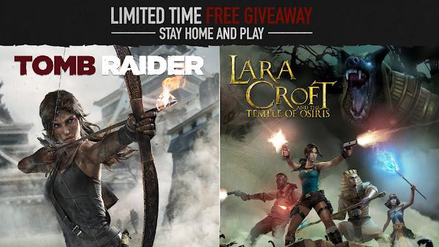 Tomb Raider gratis, Steam