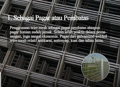Distributor Wir Mesh Jakarta Termurah & Terbaik
