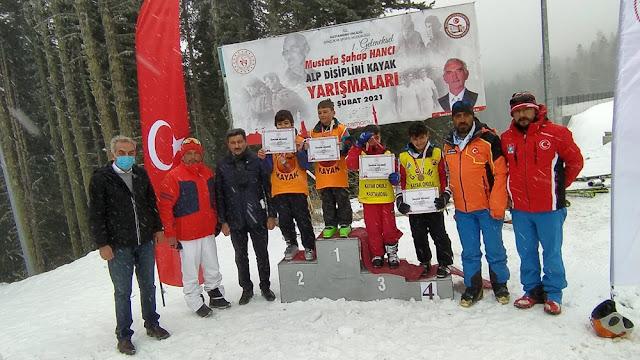 Geleneksel Mustafa Şahap HANCI'yı Anma Yarışları Tamamlandı