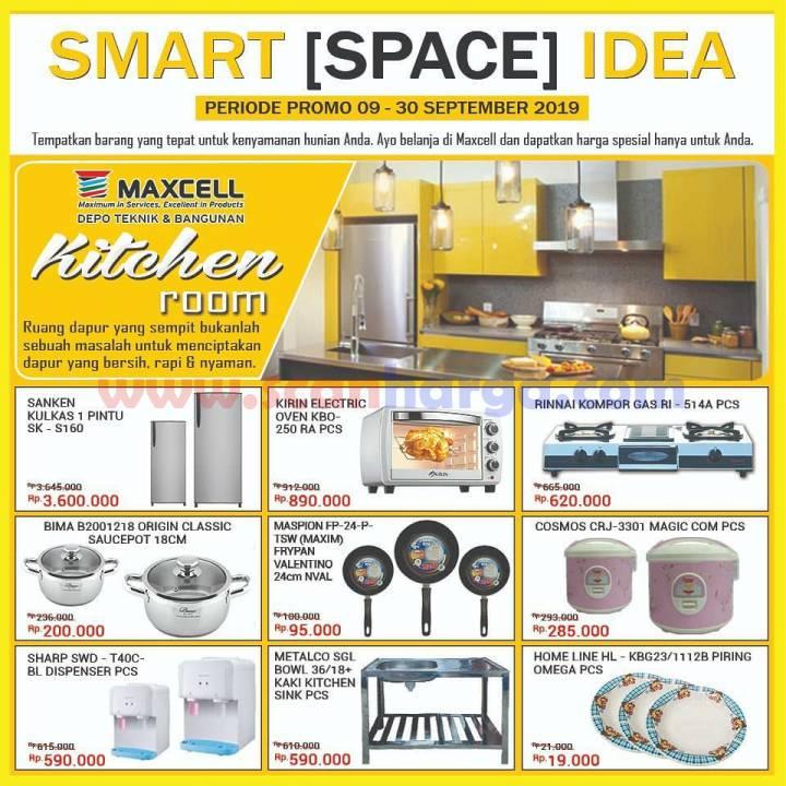 Katalog Promo Maxcell Depo Teknik Bangunan 9 - 30 September 2019