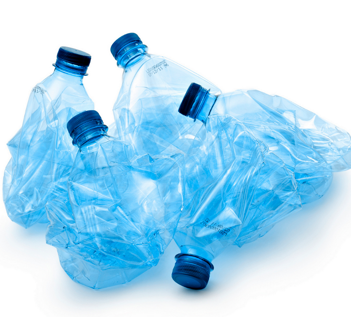 Disposable Plastic Bottles Recycling