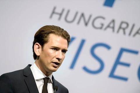 A V4-eknek is kulcsfontosságú az osztrák választás