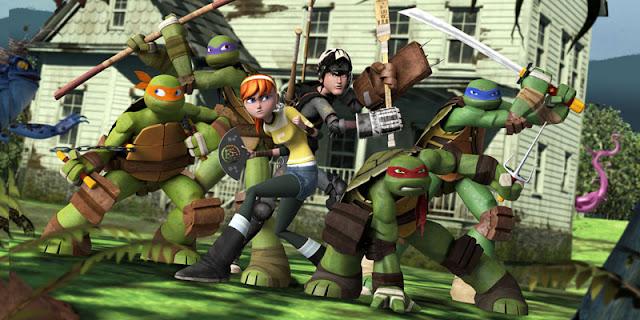 تحميل لعبة سلاحف النينجا للكمبيوتر والاندرويد مجانا برابط واحد مباشر download ninja turtles game