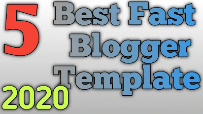 fast-loading-blogger-templates