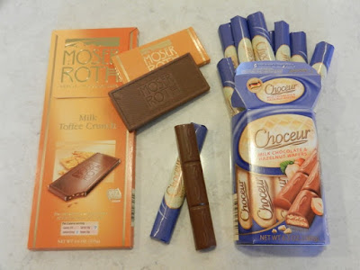 german chocolate brands list