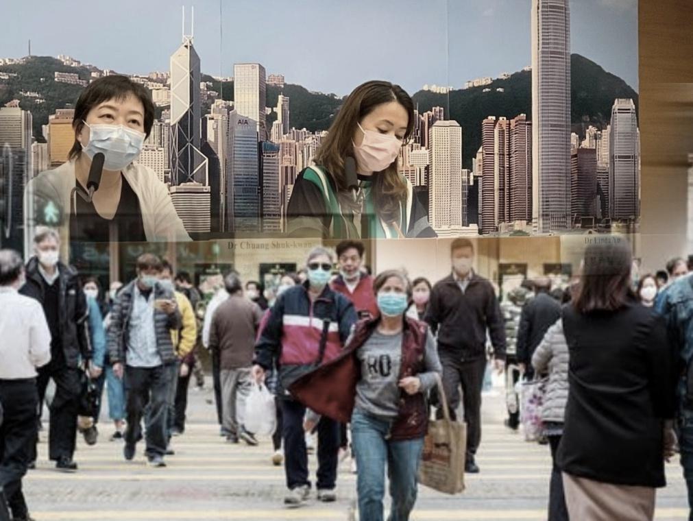 Makin Mengkhawatirkan, Hong Kong Kembali Laporkan 133 Orang Positif Virus Corona Hari ini