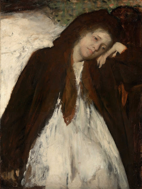 Эдгар Дега - Инвалид (1872-1887)