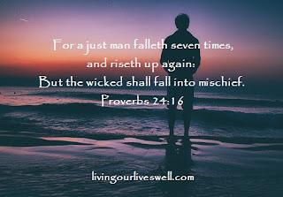 Proverbs 24:16