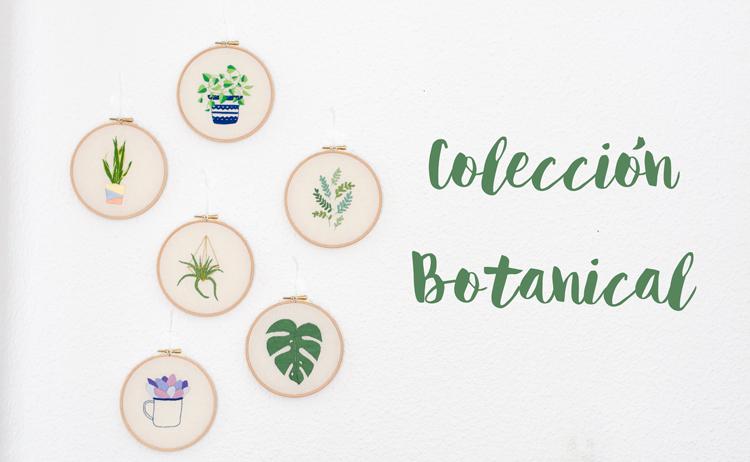 colección botanical bordados miss katiuska