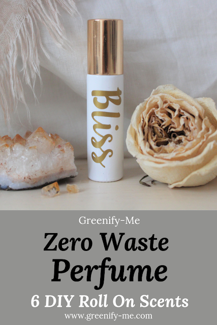 zero waste perfume