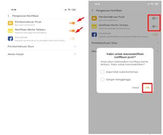 Cara Menghilangkan Notifikasi Berita UC News di UC Browser Android √  Cara Menghilangkan Notifikasi Berita UC News di UC Browser Android