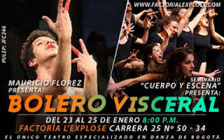BOELRO VISCERAL   Teatro Factoria La L'Explose