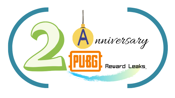 2nd Anniversary Special Update 0.17.0 in Pubg Mobile.
