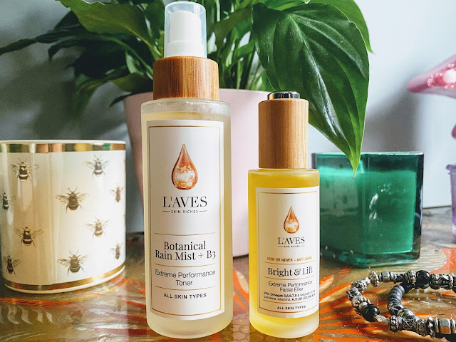 An Introduction to Laves a Modern Skincare Brand, Backed by Science