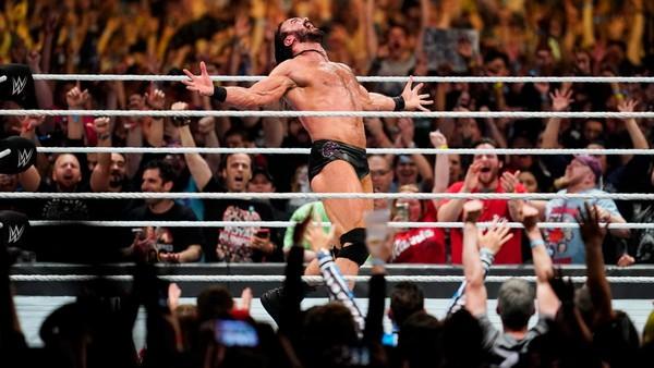 Drew McIntyre Wins Men's WWE Royal Rumble 2020