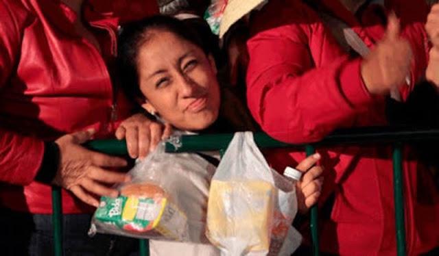 Los pobres del EDOMEX aceptan las migajas del PRI, concluye investigador.