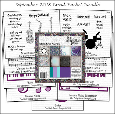 September 2018 Bread Basket Bundle
