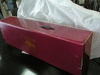 caja de jamón personalizada (impresa)