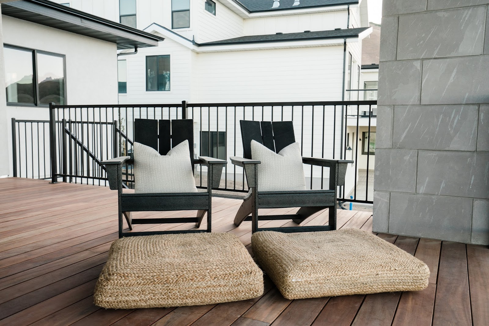 Deck Seating, Modern Furniture