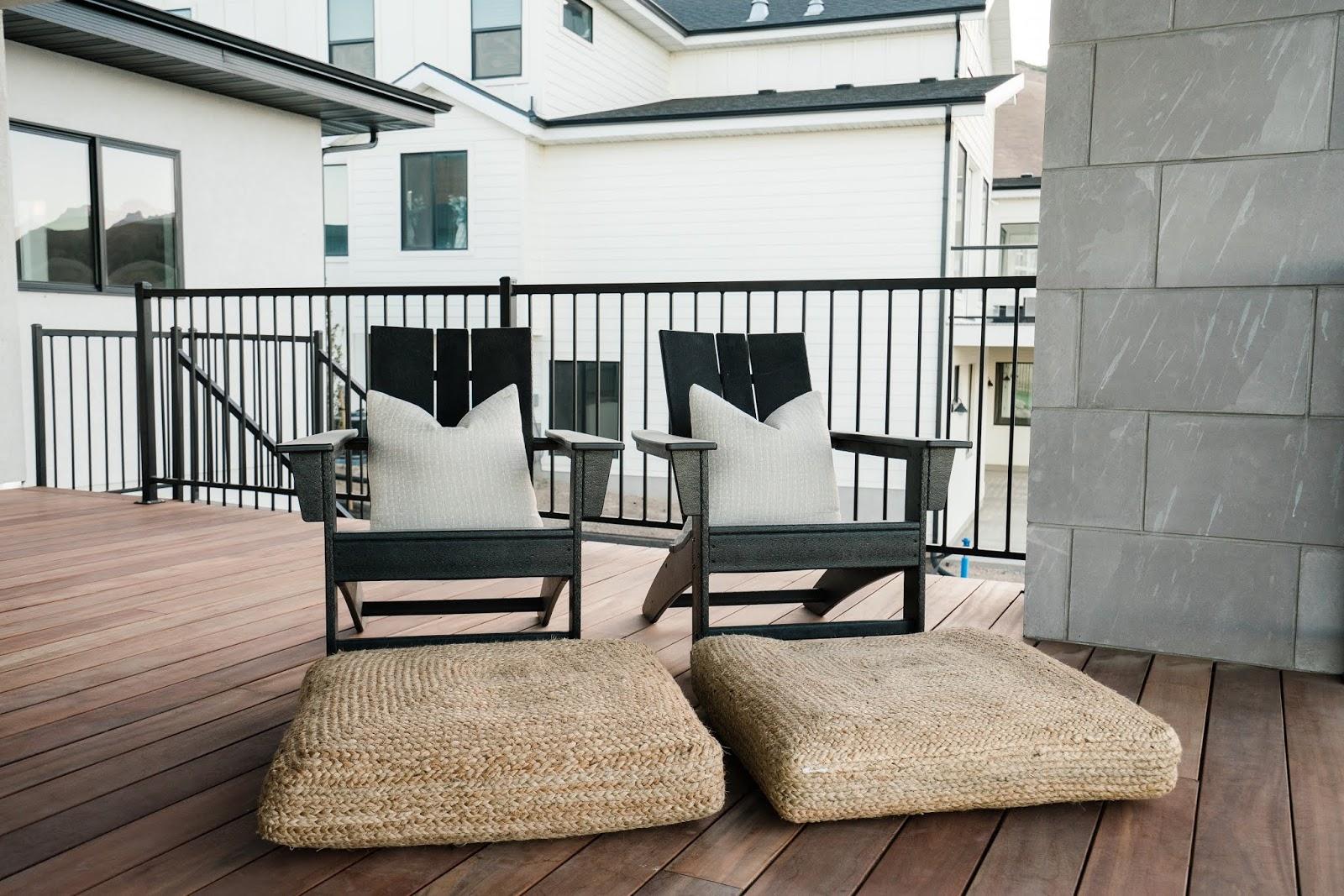 Deck Seating, Modern Furniture