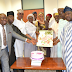 Photos: APC senators organise surprise birthday get together for their colleague, Remi Tinubu