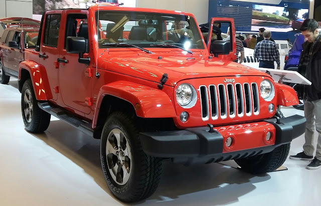 Jeep Wrangler 4 Door Specs