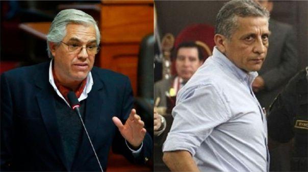 Antauro Humala podria salir del prision de aprobarse la vacancia