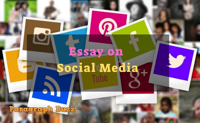 Essay on social media