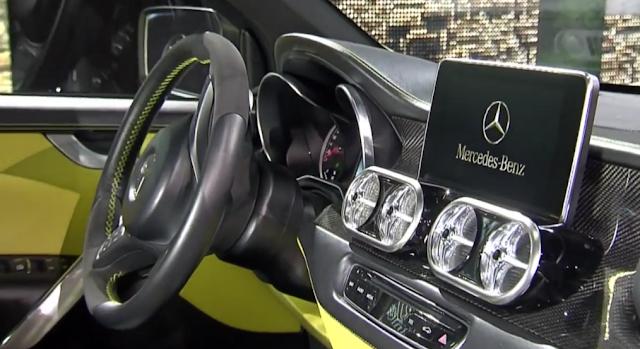 Mercedes-Benz Pickup X Class