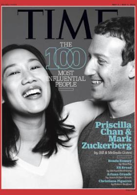 3 Nicki Minaj, Mark Zuckerberg, Leonardo DiCaprio, others cover TIME magazine 100 Most Influential People