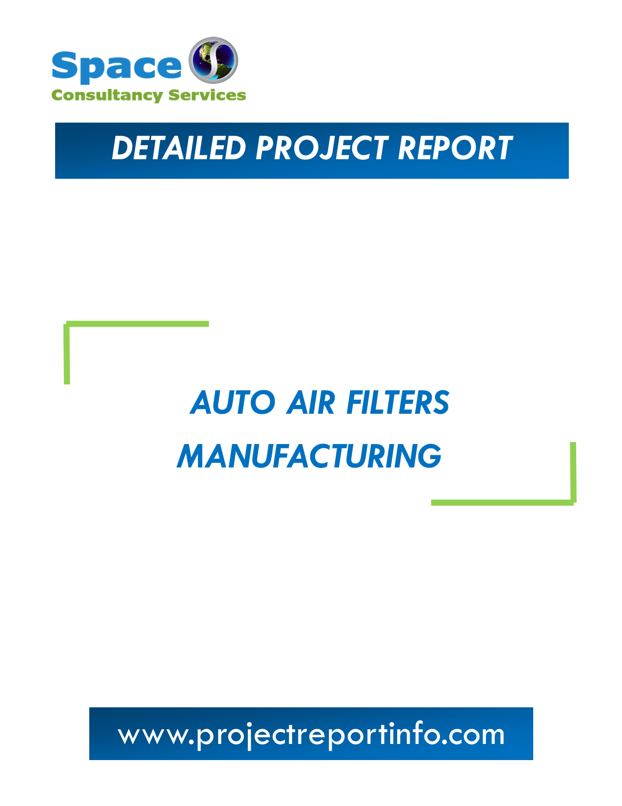 Auto Air Filters Project Report