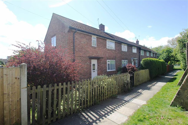 Harrogate Property News - 3 bed terraced house for sale Wentworth Close, Harrogate, North Yorkshire HG2