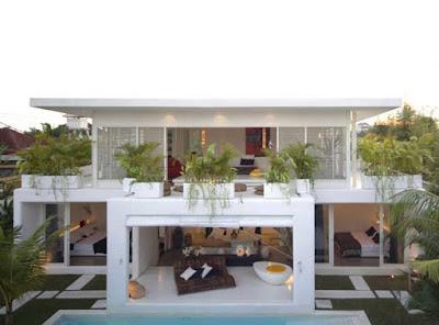 Rumah Modern Minimalis Dengan Desain Eksklusif 2019