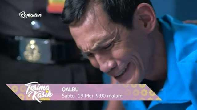 "Pengajaran Telemovie ""QALBU"" di Slot Cerekarama TV3"