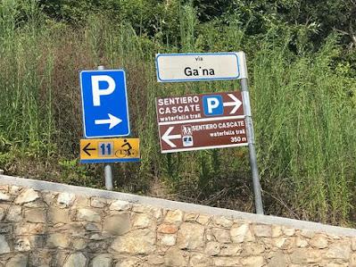 Sentiero Cascate Monticelli Brusati (Brescia) Gite in Lombardia