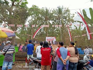 acara agustusan desa simbar tampo