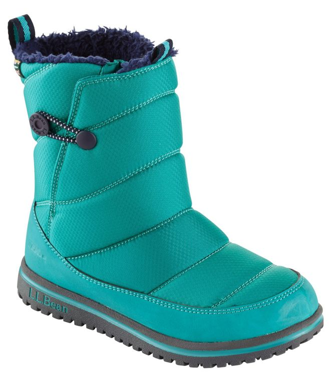 LL Bean Kids Snow Boots