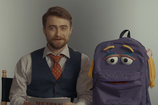Updated: Unbreakable Kimmy Schmidt: Daniel Radcliffe reads Titus lines