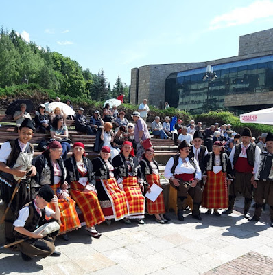Фолклорен фестивал Смолян 2019