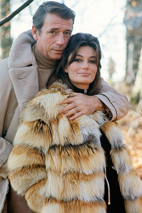 In the Arts | Style Inspiration: French Film Icon Anouk Aimée