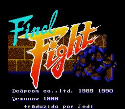 Final Fight Nintendo
