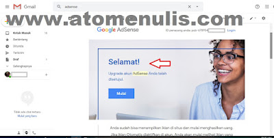 Tips blog diterima google adsense