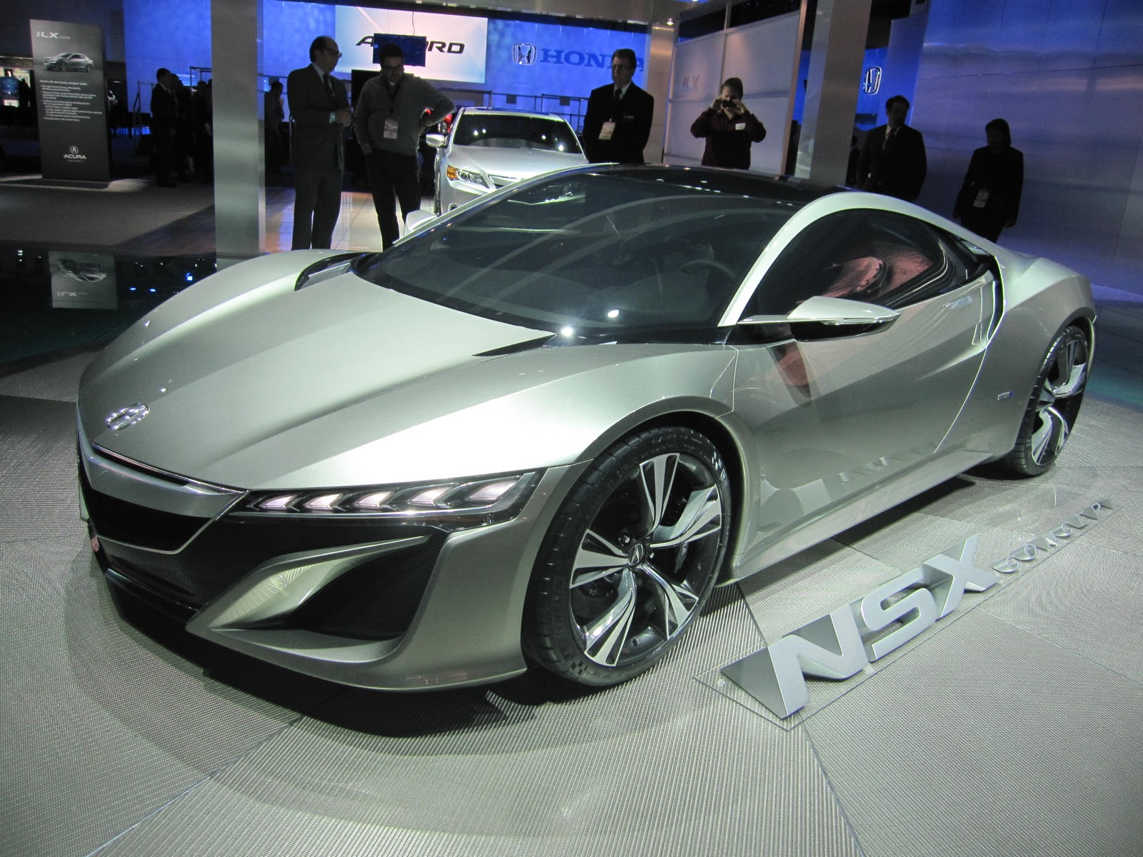 voiture du futur le retour de la nsx chez honda technologie et performances. Black Bedroom Furniture Sets. Home Design Ideas