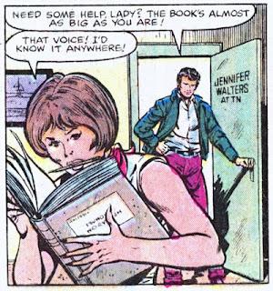 Savage She-Hulk #1, Jen meets Bruce