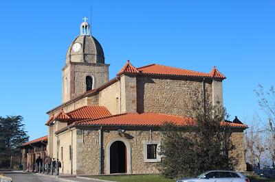 Iglesia de Ntra. Sra. de Lindes